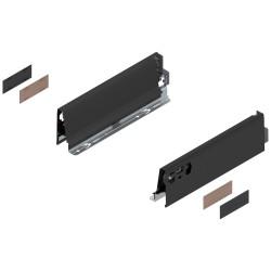Bok szuflady TANDEMBOX, wys. M (83 mm), dł. 270 mm, lewy/prawy, do TANDEMBOX intivo/antaro