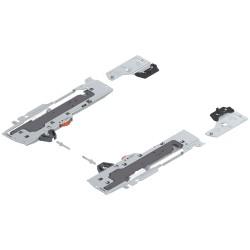 TIP-ON BLUMOTION zestaw (Jednostka + Zabierak + Adapter) do TANDEMBOX, Typ L1, dł. NL=350-600 mm, Całkowita waga szuflady=0-20 k