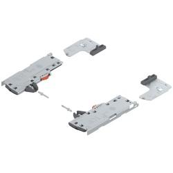 TIP-ON BLUMOTION zestaw (Jednostka + Zabierak + Adapter) do LEGRABOX/MOVENTO, Typ S0, dł. NL 270-349 mm, Całkowita waga szuflady