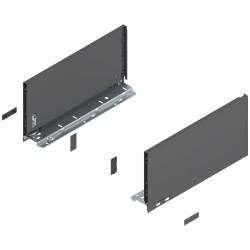 Bok szuflady LEGRABOX, wys. C (177,0 mm), dł. 350 mm, lewy/prawy, do LEGRABOX pure
