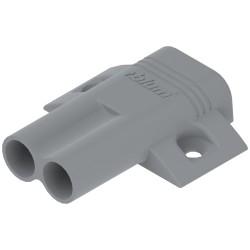 Adapter BLUMOTION, krzyżakowy (37/32), tworzywo