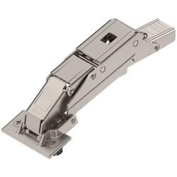 CLIP top Zawias do cienkich drzwi 110°, bez sprężyny, puszka: EXPANDO T