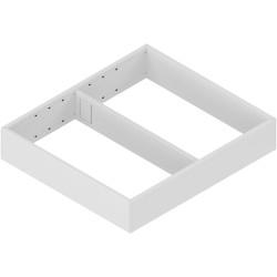 AMBIA-LINE  ramki do szuflady standardowej LEGRABOX, stal, od dł. 270 mm, szerokość 242 mm